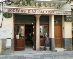 Sevilla recuperará la Bodega Díaz Salazar dentro de dos mesesBatuta, grupo de hostelería y ocio, está reformando el local y gestionará el nuevo viejo negocio