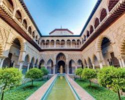 Sevilla en la Ópera (V). Donizetti y las amantes reales del Alcázar de Sevilla.