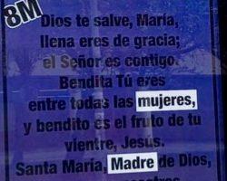 María: Madre de Dios y ejemplo de mujer