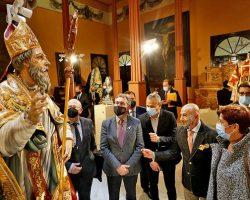 """Se inaugura la exposición de arte sacro """"Sevilla Fecit-21""""Enmarcada en las actividades de Cuaresma y Semana Santa"""