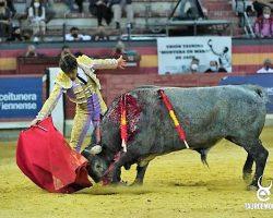 Rafaelillo regresa 622 días despuésAlberto Lamelas y Rafaelillo consiguen una oreja cada uno con toros de Victorino Martín