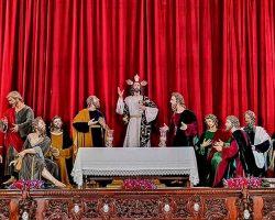 Sevilla se ampara en sus cofradías para enfrentar otro año sin Semana SantaViernes de Dolores para visitar a las sagradas imágenes