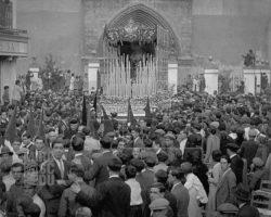 Las entradas para la película de la Semana Santa de Sevilla de los años 30 podrán pedirse esta semana y tendrán un precio simbólico
