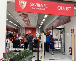 AireSur inaugura una Tienda Outlet del Sevilla FC