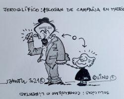 JeroglíficoLa Viñeta de Ramón