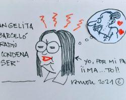 """""""Radio Condena Ser"""" con Angelita BarcelóLa Viñeta de Ramón"""