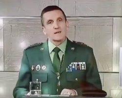 Entre naranjas y bulos, aquella semana aciaga del general Santiago (VIDEO)