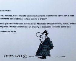 Reyes Maroto y SerratLa Viñeta de Ramón