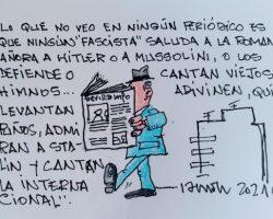 """""""No lo veo en ningún periódico…""""La Viñeta de Ramón"""