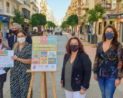 """Entrega de los premios de la campaña de rebajas de Los Remedios """"Sin cruzar el puente""""Ocho premios de 50 euros en vales-descuento"""
