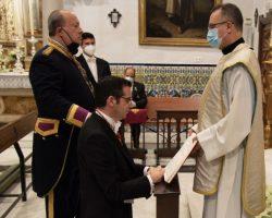 El compositor José Abraham es investido Caballero de SanFernando por su trayectoria profesional