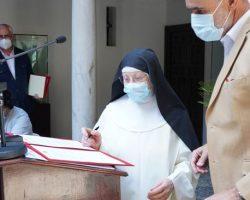 570.700 euros para obras de conservación y rehabilitación del convento de San Leandro y las capillas de San José y Madre de Dios