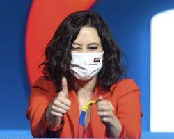 Ayuso gana Madrid al socialcomunismoEl fracaso de Podemos provoca que Pablo Iglesias abandone la política. Las traiciones de Inés Arrimadas fulminan a Ciudadanos
