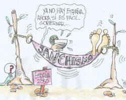 El plan 2050 de Sánchez