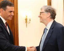 El organigrama de Bill Gates y el barranco
