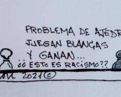 ¿Esto es racismo?La Viñeta de Ramón