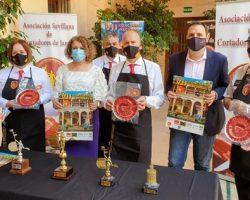 VII Concurso de Cortadores de Jamón en El Palacio Marqueses de La Algaba