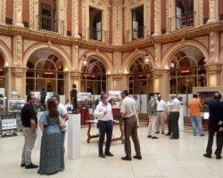 Éxito de la exposición de Ferrer Dalmau en SevillaLa muestra se prorroga hasta el miércoles 16 de junio