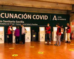 Andalucía comienza a vacunar a personas menores de 40 añosEntre mañana y el viernes y podrán solicitar cita para la primera dosis