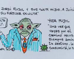 Yoda PujolLa Viñeta de Ramón