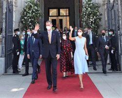 S.M. el Rey Felipe VI, en San Telmo, de vuelta en casaTodas las ramas familiares del Monarca conectan con la residencia habitual de sus ancestros