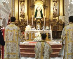 Acto Sacramental de las Hermandades en San Bernardo
