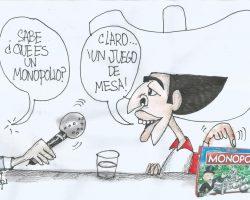 Monopoly peruano