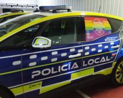 Tristeza del policía, bandera arcoíris y pólvora del Rey