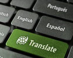 Cuando necesite traducir documentos sin salir de su oficina / hogar durante una pandemia