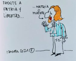 Matria o muerteLa Viñeta de Ramón