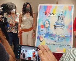 Copla y flamenco en un cartel colorista y luminoso para la Velá de Triana Homenaje íntimo a Marifé y el Arenero