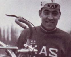 Fallece Antonio Gómez del Moral, leyenda del ciclismo español