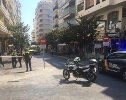 Un conductor atropella a varias personas en una céntrica calle de MarbellaUn herido en estado grave, dos con pronóstico reservado y otros dos de carácter leve