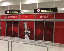 Nueva zona de llegadas para el aeropuerto de SevillaNueva ubicación con una profunda transformación de las instalaciones