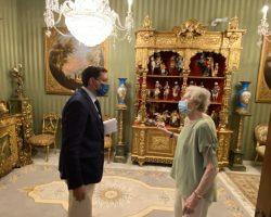 """El PP advierte del riesgo de que Sevilla pierda la colección Bellver si continúan las deficiencias y desperfectos en el museoDe la Rosa: """"Sería un auténtico fracaso para Sevilla y otro golpe a la cultura sevillana del que se podría ver beneficiado Málaga"""""""