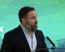 """Abascal denuncia que Moreno Bonilla quiera garantizar pagas a los MENAS, mientras que los andaluces """"no pueden pagar la electricidad""""""""Queremos evitar, con nuestra complicidad, un riesgo para los españoles en materia de seguridad, prosperidad y convivencia"""""""