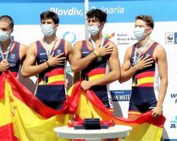Título mundial júnior para el remo andaluz