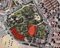 """El PP pide a Espadas que apueste por un gran centro deportivo en el parque de Los Príncipes""""Los Remedios es uno de los barrios más abandonados por el gobierno socialista"""""""