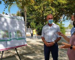 Se inician las obras de reurbanización integral del paseo de TorneoCon un presupuesto de licitación de 6,23 millones de euros y 18 meses como plazo de ejecución