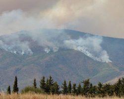 VOX exigirá a Moreno Bonilla que explique por qué tardó tanto en pedir la intervención de la UME en el incendio de Sierra Bermeja