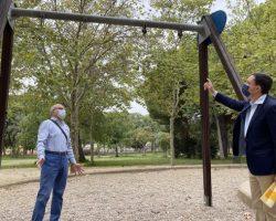 """El PP exige al Gobierno de Espadas más personal e inversiones en el parque AmateDe la Rosa: """"Espadas debe dejarse de tantas políticas verdes de despacho y dedicarse a cuidar los parques y jardines de Sevilla"""""""