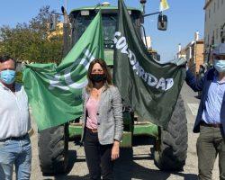 VOX exige en el Pleno de la Diputacióngarantías para el futuro del camposevillano