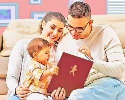 4 consejos para crear el álbum de bebé perfecto